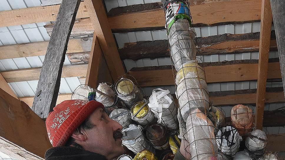 А так выглядит заготовка бетонного столбика для забора