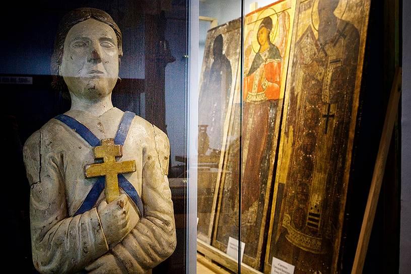 Поморы исповедают православие