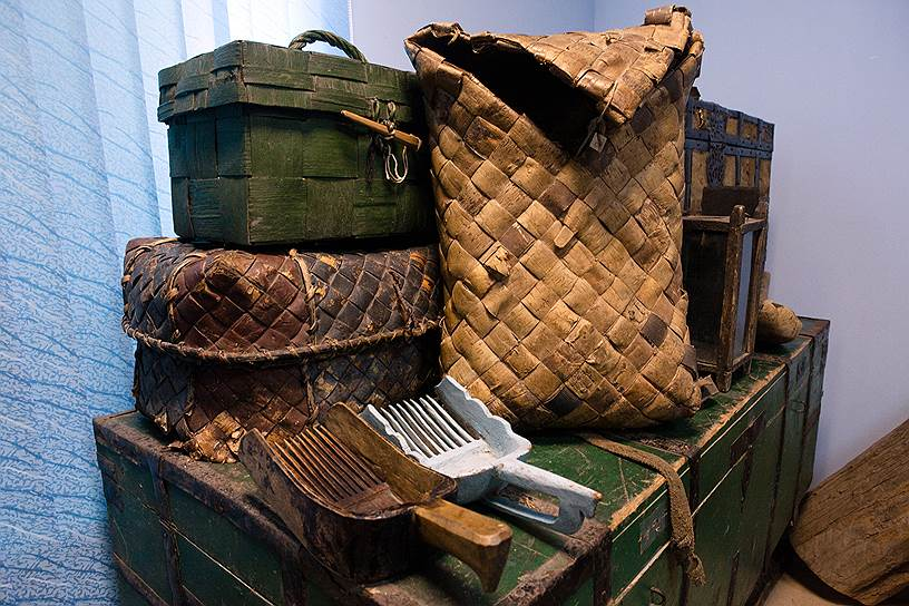 Свой поморский музей есть в карельском городе Кеми