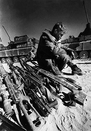 Прощай, оружие! Советская армия покидает Афганистан