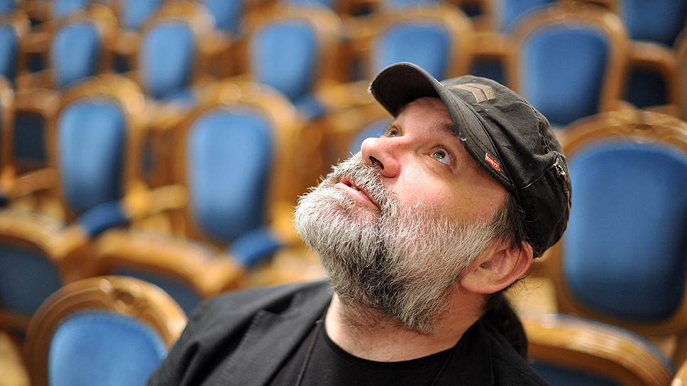 Режиссер Андрей Могучий о свободе творчества