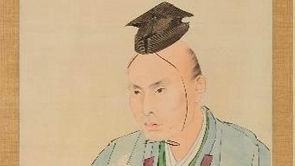 У этого самурая особый статус — «Национальное сокровище»