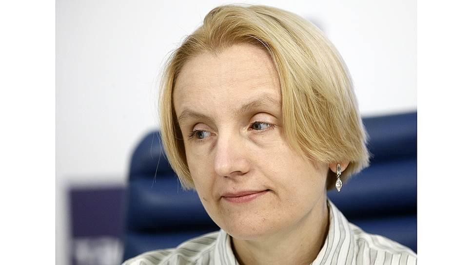 Экономист Елена Гришина