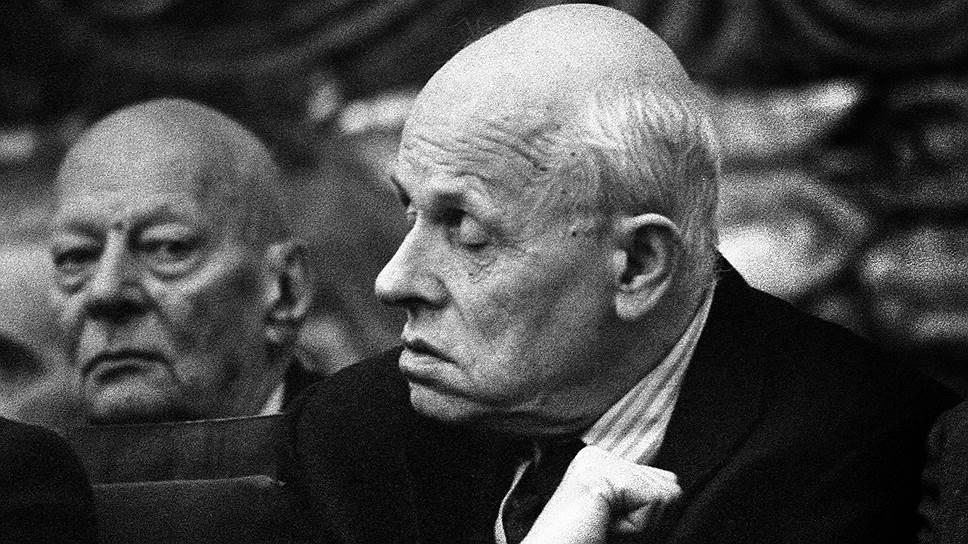 Андрей Сахаров. 1988