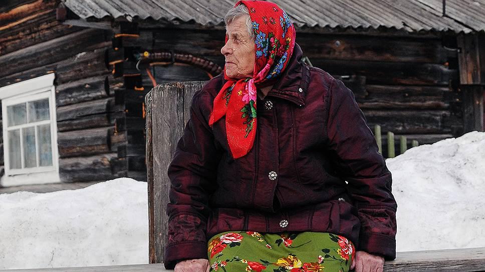 Труженица тыла Александра Яковлева