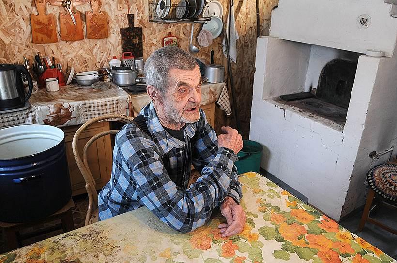 Труженик тыла Геннадий Белоусов
