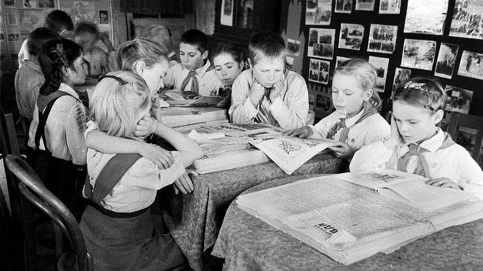 Ридинг-группы как попытка возродить интерес к чтению