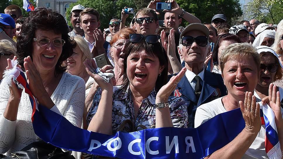 «Крымское чудо» ждали с 2014года