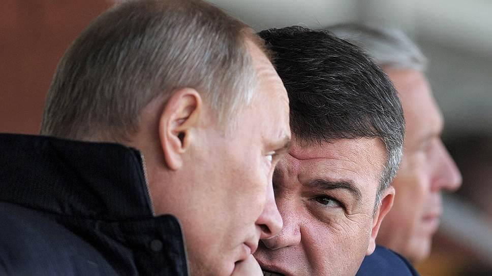 """«Президент сказал: """"Есть такое мнение, что вы должны занять пост министра обороны"""""""