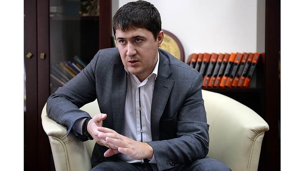 Дмитрий Махонин, начальник управления контроля ТЭК Федеральной антимонопольной службы России