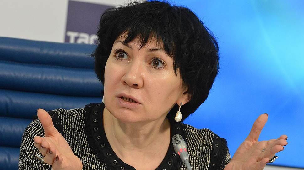 Галина Солдатова, психолог