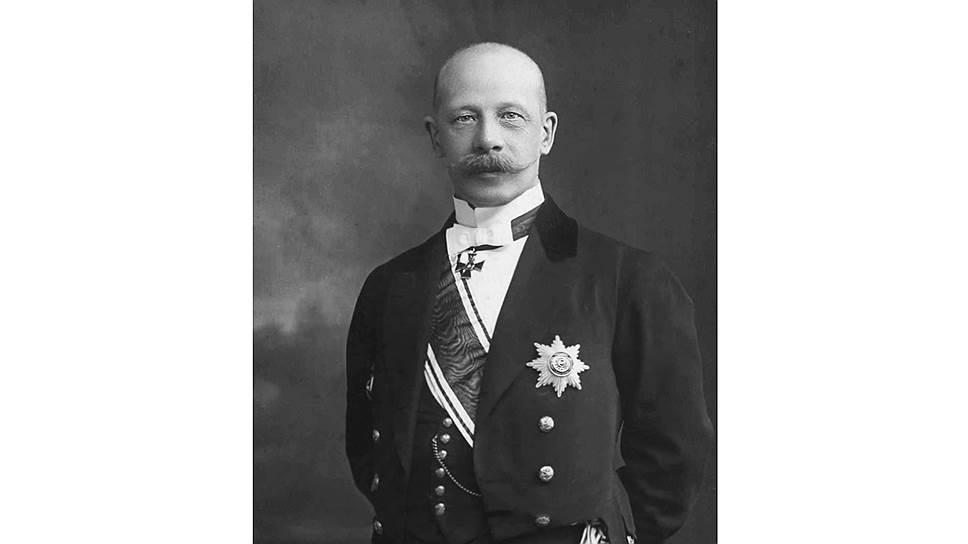 Леонид Млечин об убийстве в Москве немецкого посла фон Мирбаха сто лет назад