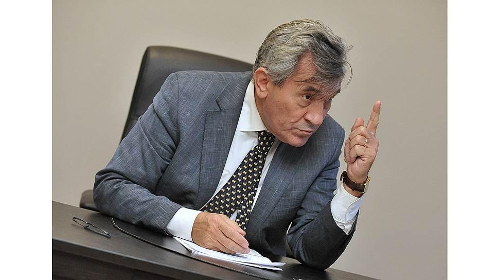 Василий Симчера, экономист, статистик