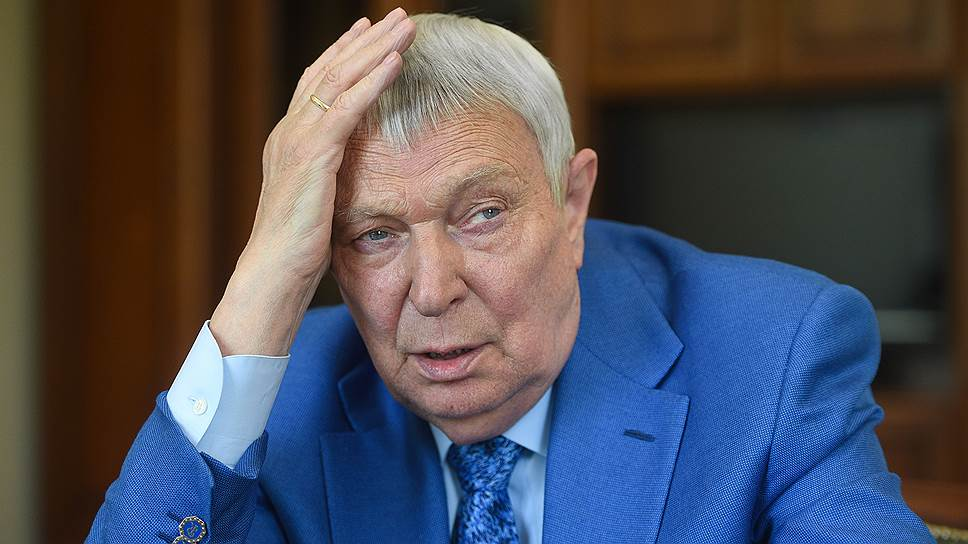 Главный педиатр России академик Александр Баранов