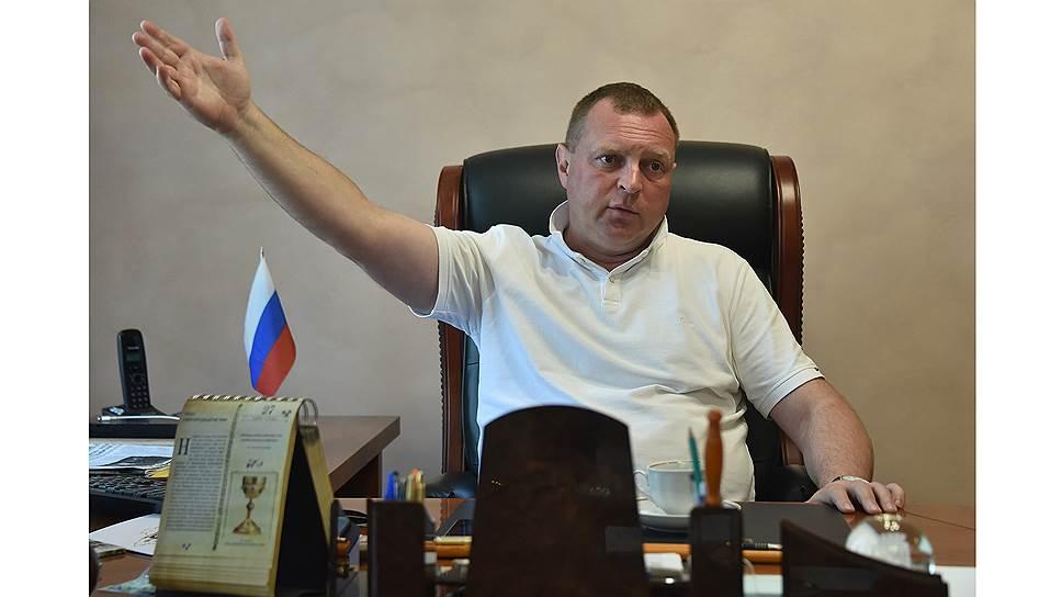 Мэр Алексей Артюхин уверен, что главное — подобрать городу правильное прошлое