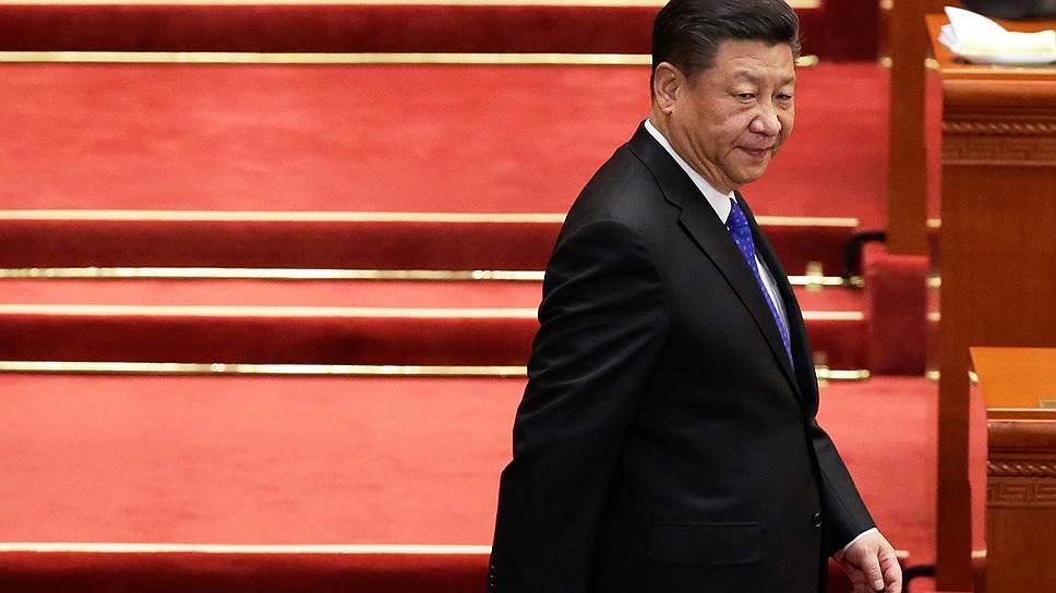 Председатель Си: игрок глобального масштаба или арбитр?
