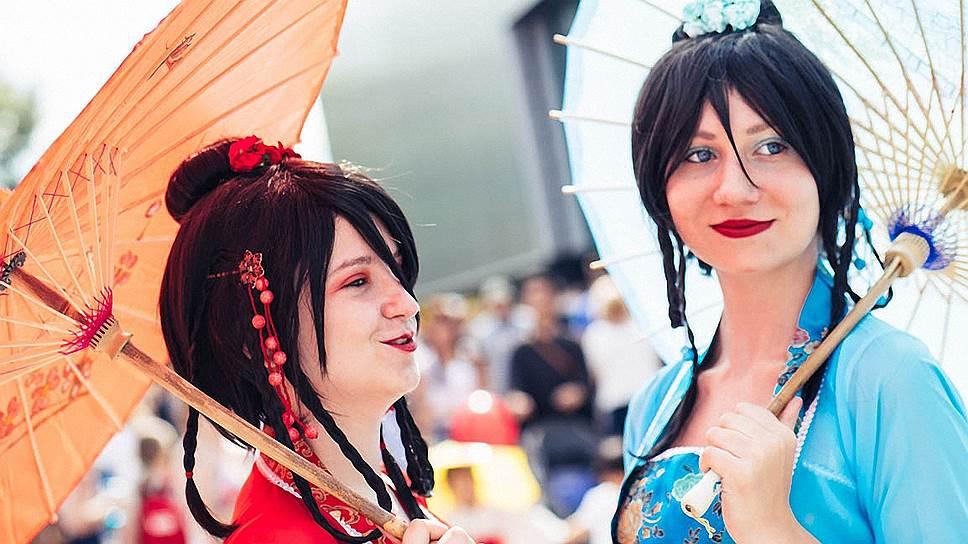 «Конкурс красоты» Yukata Beauty Contest научит русских красавиц тонкостям Востока