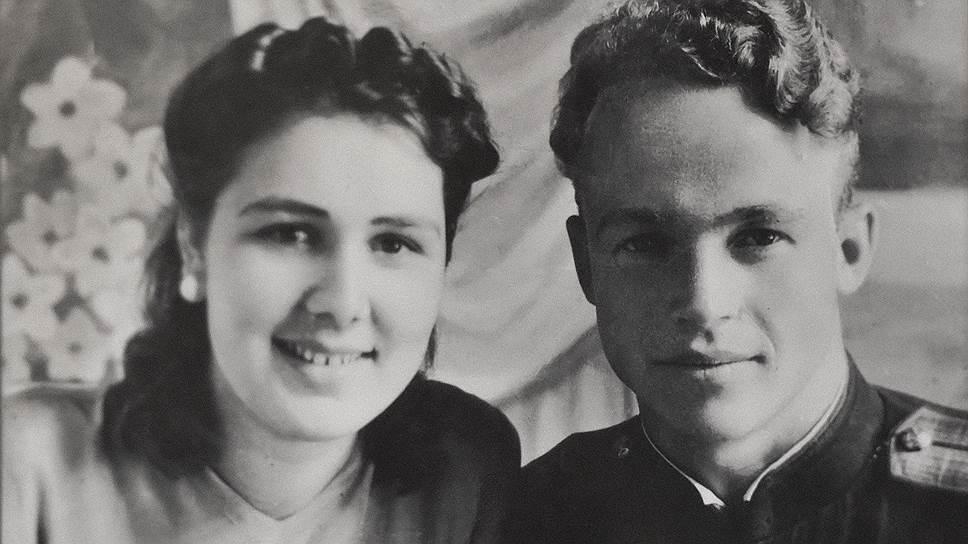 С супругой Людмилой Ивановной он прожил вместе 61год
