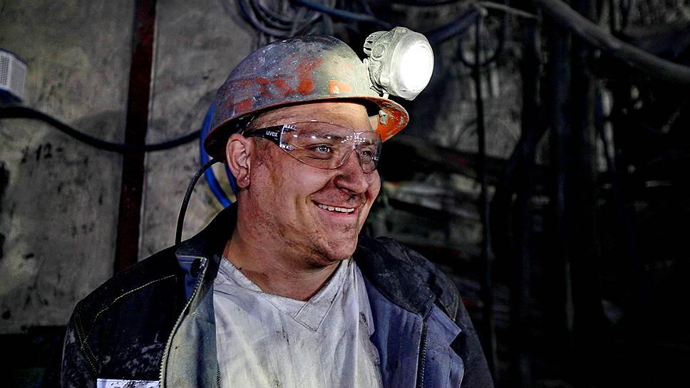 Бригадир Евгений Косьмин. Его бригада самая производительная в мире