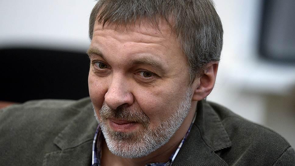 Виталий Куренной, руководитель Школы культурологии НИУ ВШЭ