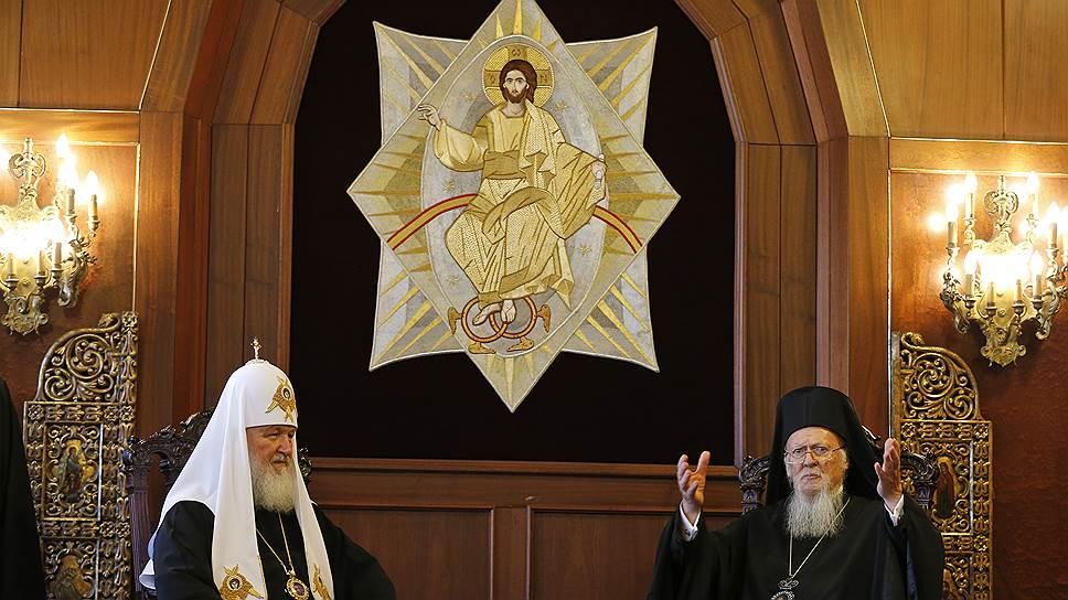 Предыстория разногласий Константинопольского и Московского патриархатов по украинскому вопросу