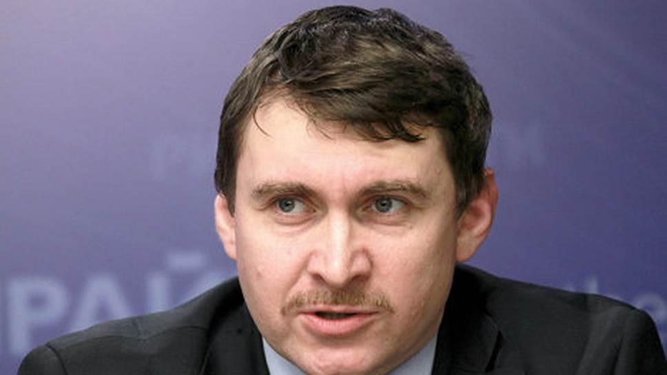 Экономист Александр Дерюгин