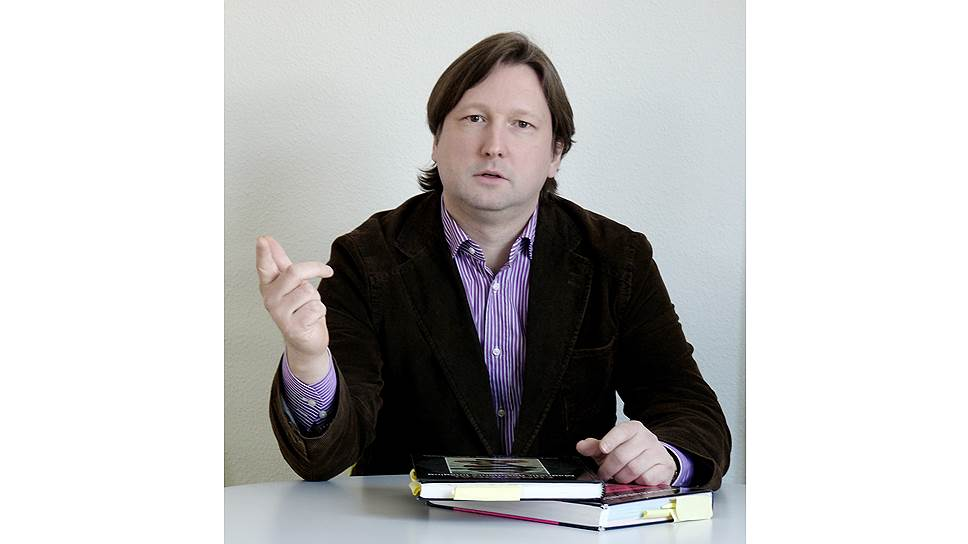 Василий Ключарев, нейробиолог