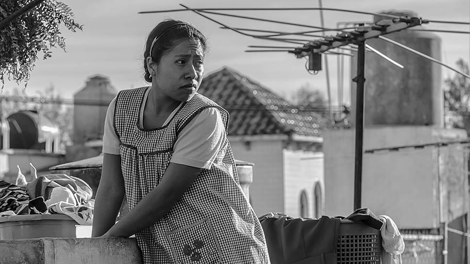 История страны и общества глазами няни по имени Клео (кадр из фильма «Рома»)