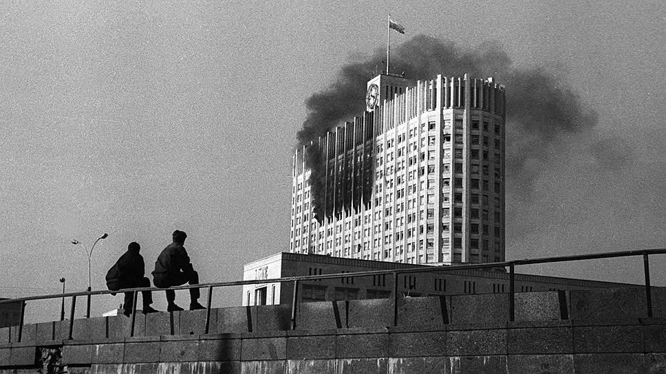 Почему массовое воодушевление 1991-го ушло из народной памяти