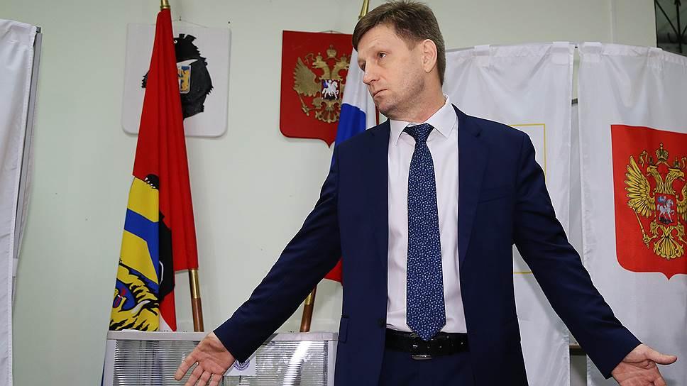 Сергей Фургал по итогам второго тура — губернатор Хабаровского края