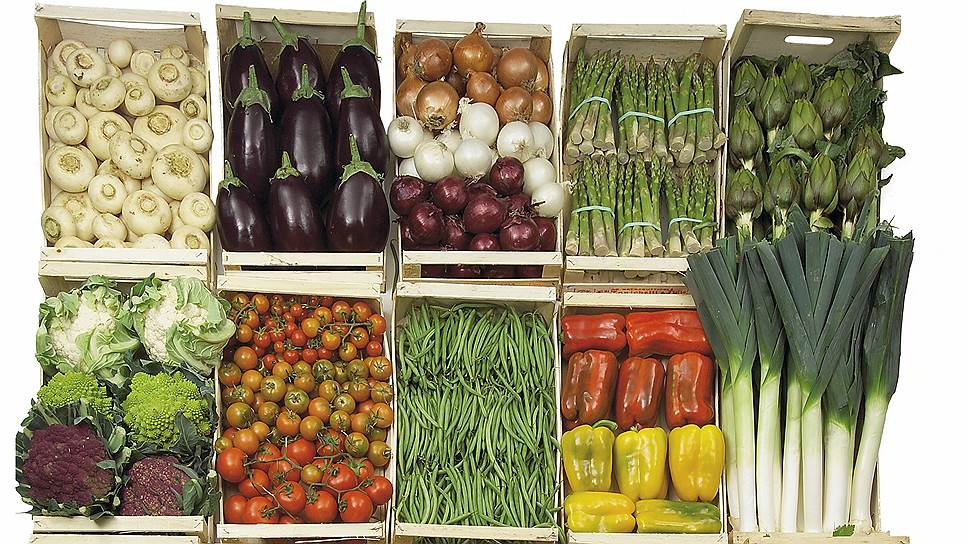 Овощи, выращенные в суровом климате, иногда оказываются более полезными