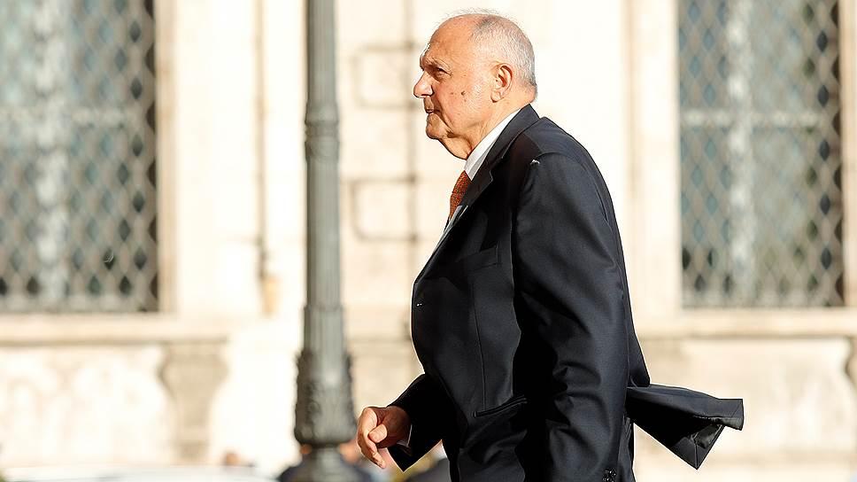Паоло Савона намерен привести к экономическому росту Италию и вместе с ней всю Европу
