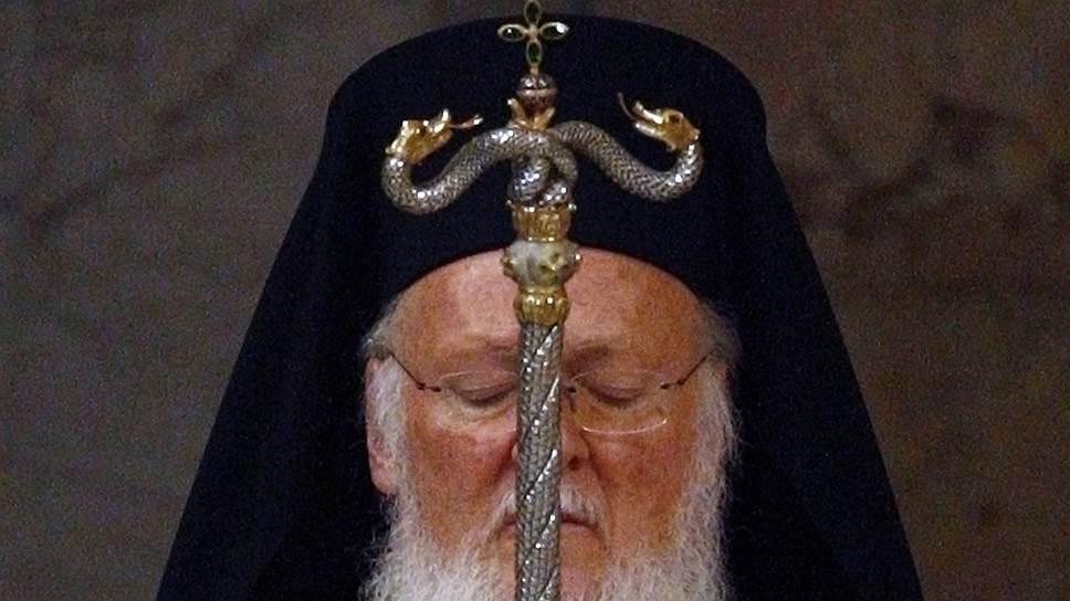 Что стоит за конфликтом Русской и Константинопольской церквей