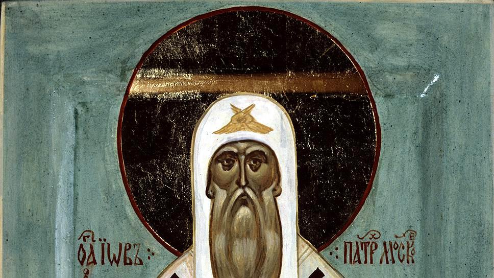 Первым Московским патриархом стал Иов, ближайший сподвижник Бориса Годунова
