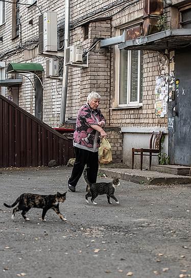 До конфликта вокруг Солженицына головной болью жителей пятиэтажки была любовь этой женщины к кошкам. Кто-то грозил подать на нее в суд, кто-то – расправиться с животными. Но Солженицын оттянул весь гнев на себя