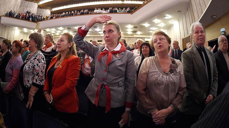 Ольга Филина о юбилее комсомола и преемственности молодежной политики в России