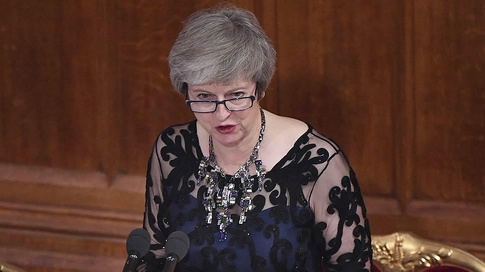 Терезе Мэй было нелегко убедить кабинет в правильности своей тактики по «Брекситу». В парламенте будет еще труднее