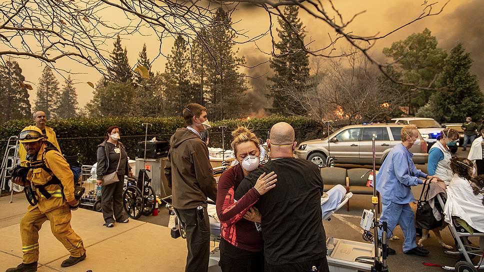 Воздух на юге Калифорнии напоминает горячее небо Москвы 2010года. Каждый час— проверка загрязнения воздуха