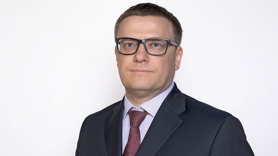 Алексей Текслер, первый замминистра энергетики РФ