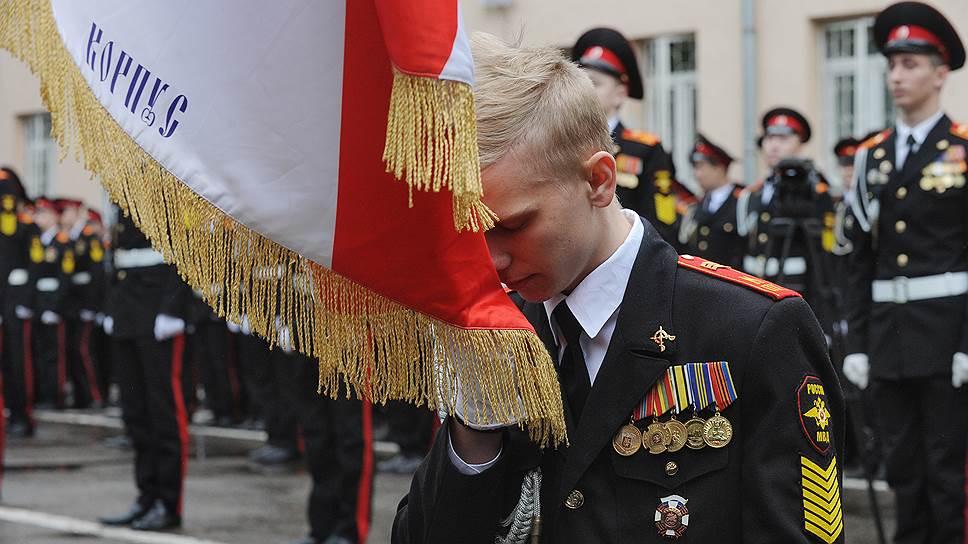 Традиции воспитания кадет подменила увлеченность атрибутикой
