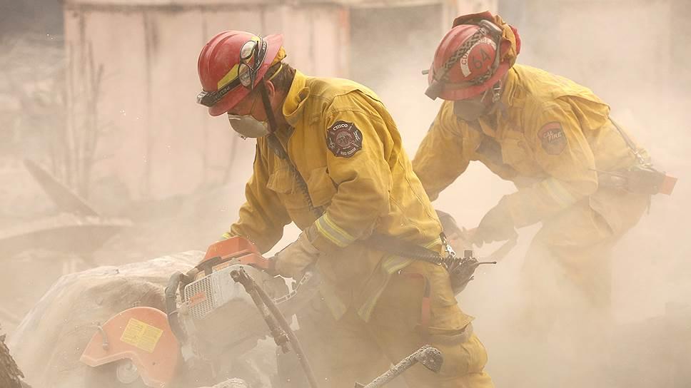 Только на прошлой неделе экстренным службам удалось локализовать большую часть пожаров