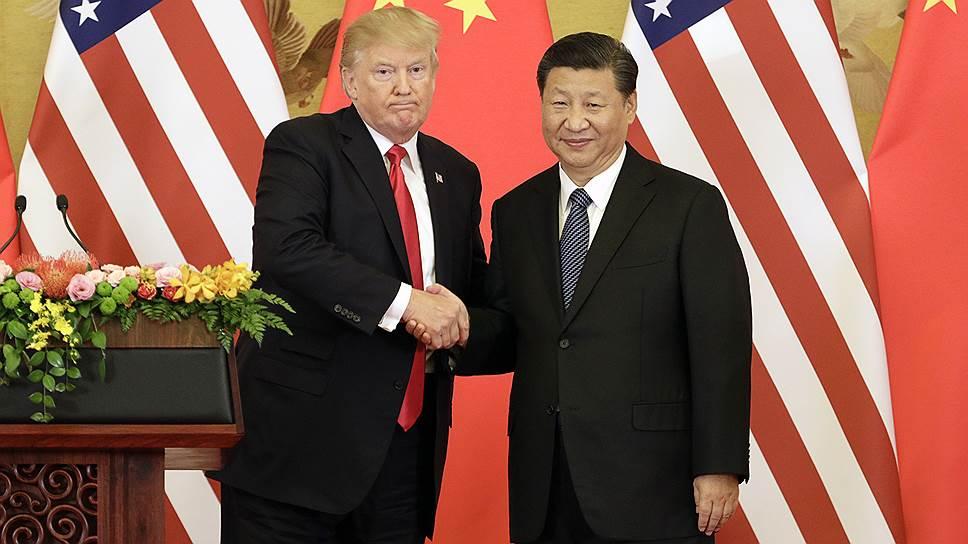 При президенте Трампе отношения США и КНР вконец разладились
