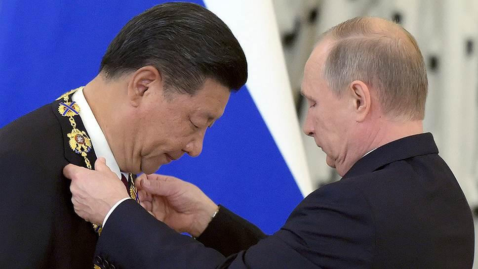 У Пекина и Москвы сегодня особые отношения