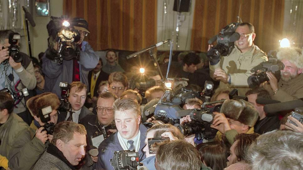 Дмитрий Орешкин об уроках 1993 года