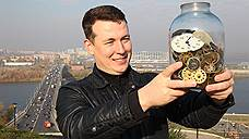 """Координатор """"Банка времени"""" Андрей Жильцов в проекте почти с самого его основания в 2006 году"""