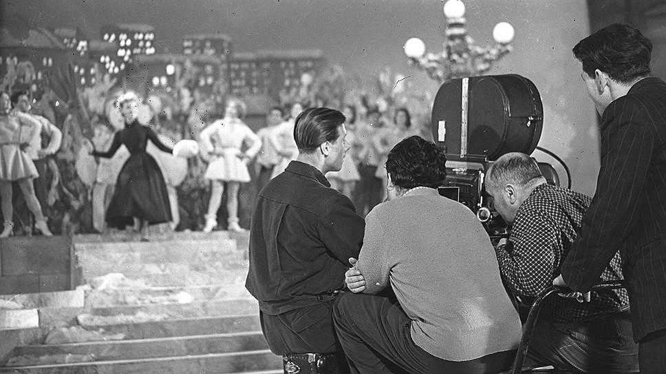 Архивные фотографии со съемок легендарных советских фильмов