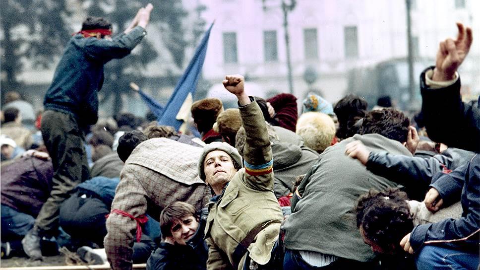 Как Румыния избавилась от Чаушеску