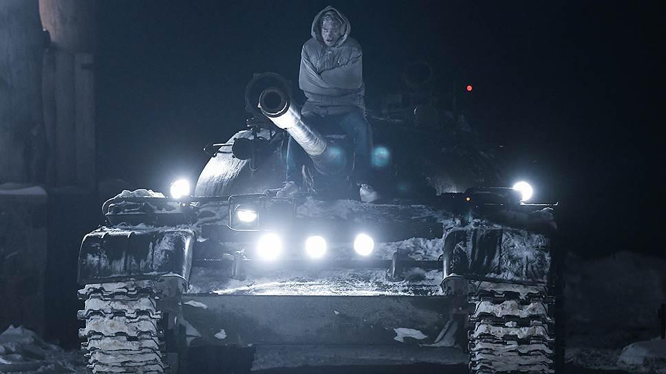 За культурную самобытность в фильме отвечает танк…