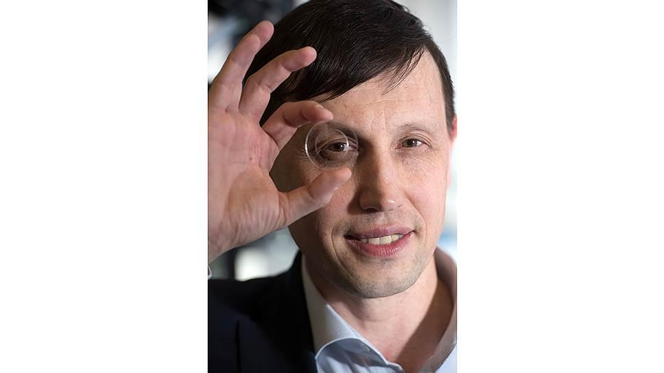 Академик РАН, доктор физико-математических наук Валерий Рубаков