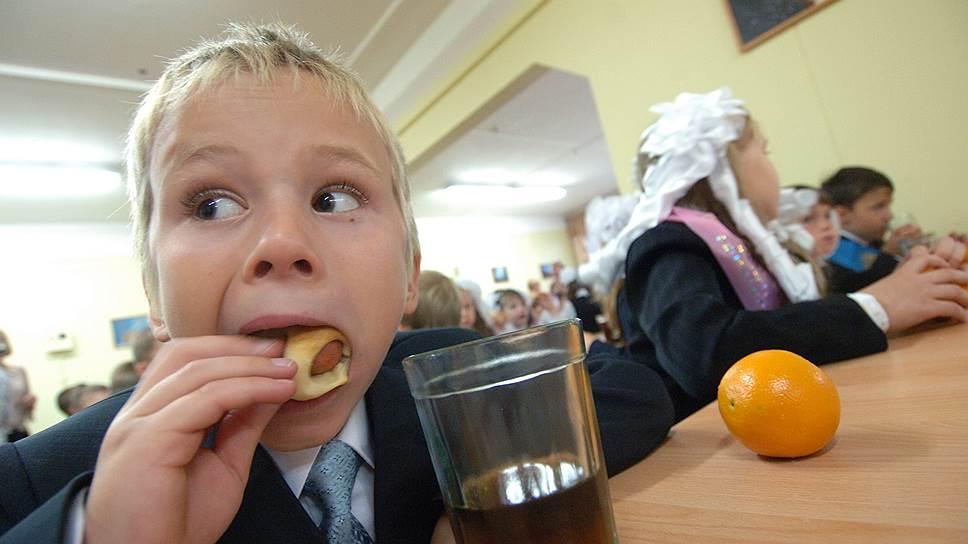 Маша Трауб о школьном питании